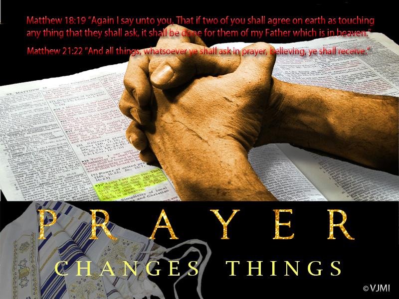 Prayer Service 8X6